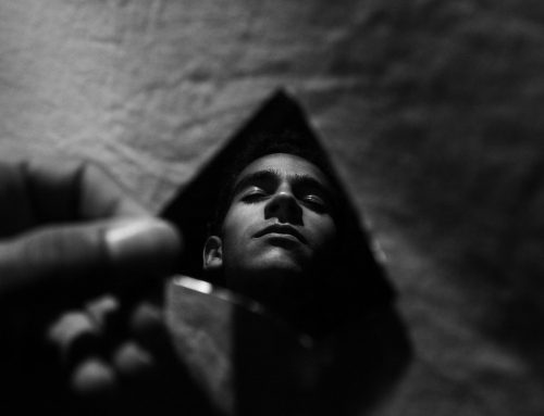 Reflexión de Sergio Amado para las familias de personas que viven con una persona con problemas mentales.